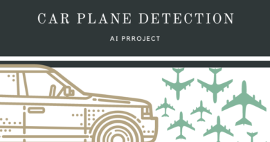 Car Plane Detection using CNN - AI Project