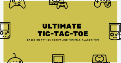 Tic Tac Toe Python Game - A Step-by-Step Guide