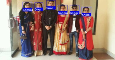 Face Recognition and Detection – AI Project