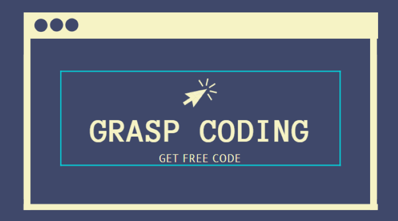 Grasp Coding Giveaway
