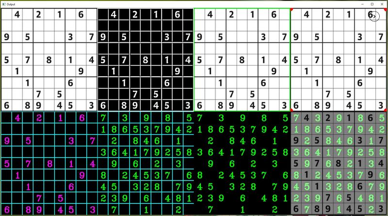 AI Sudoku Solver