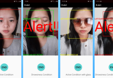 Driver Drowsiness Detection System - AI Project