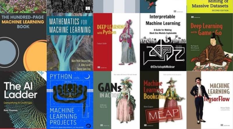 FREE EBOOKS: 100+ FREE MACHINE LEARNING BOOKS