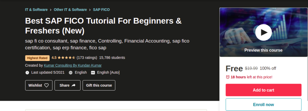 Best SAP FICO Tutorial For Beginners & Freshers (New)